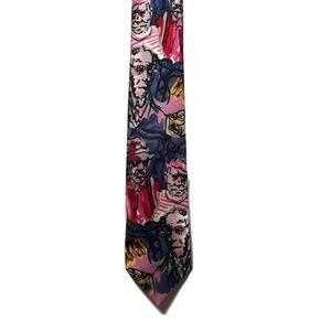 Jerry Garcia 100% Silk Neck Tie